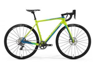 "Велосипед Merida Mission СХ8000 Green/Blue 2019 S(15"")(82224)"