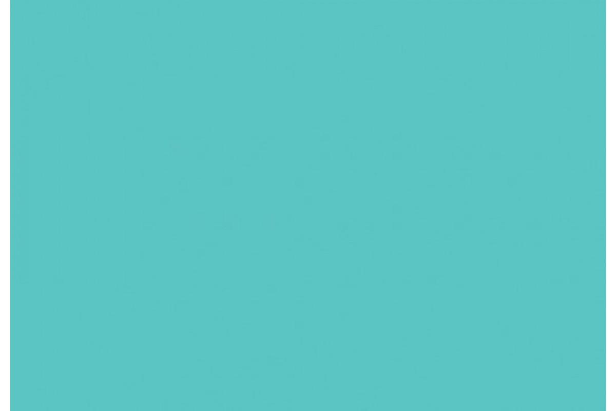 Фон бумажный Polaroid Alpine Blue Бирюзовый 2.72x11 м уценка 9192