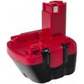 Аккумулятор ПРАКТИКА 031-631  12.0В 1.5Ач NiCd для Bosch