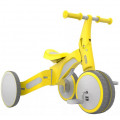 Детский велосипед Xiaomi Mijia 700Kids Child Deformable Balance Car Tricycle 2 In 1 желтый