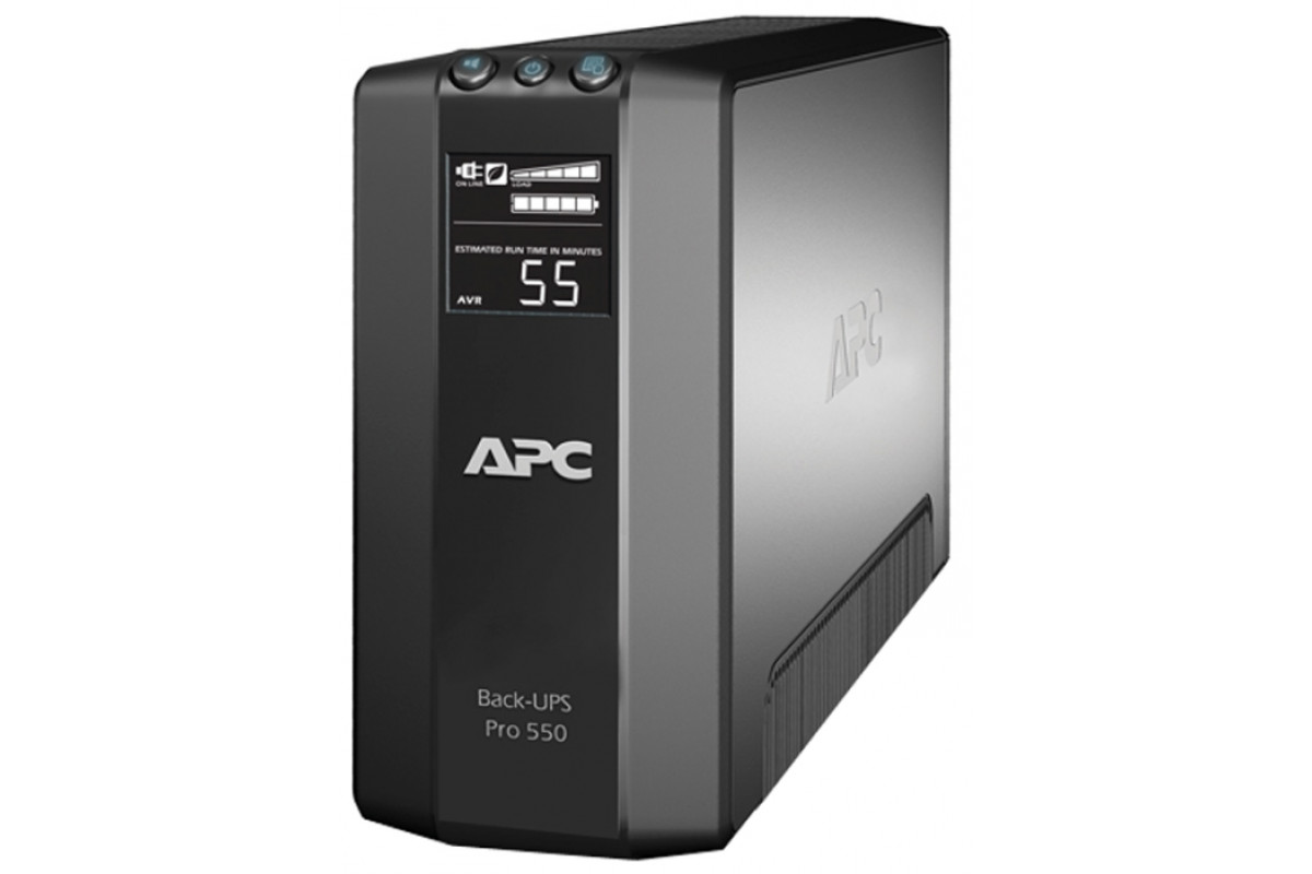 ИБП APC Power-Saving Back-UPS Pro 550