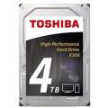 "Жесткий диск Toshiba SATA-III 4Tb HDWE140UZSVA X300 (7200rpm) 128Mb 3.5"""