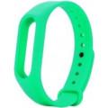 Ремешок силиконовый для Mi Band 5, зеленый