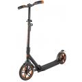 Самокат Tech Team Tracker 230 2020 черно-оранжевый