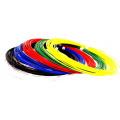 Набор пластика для 3D  ручек UNID ABS-6 (по 10м. 6 цветов в коробке)