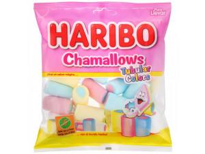 Суфле-маршмеллоу Haribo Шамеллоус Цветные трубочки 90г