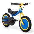 Детский велосипед Xiaomi QiCycle Children Bike KD-12 желто-голубой