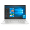 "Ноутбук HP Pavilion x360 14-cd0013ur <4GP75EA> i5-8250U(1.6)/8Gb/256Gb SSD/14.0"" FHD IPS touch/NV GeForce MX130 2G/FPR/Win10 + Pen (серебряный)"