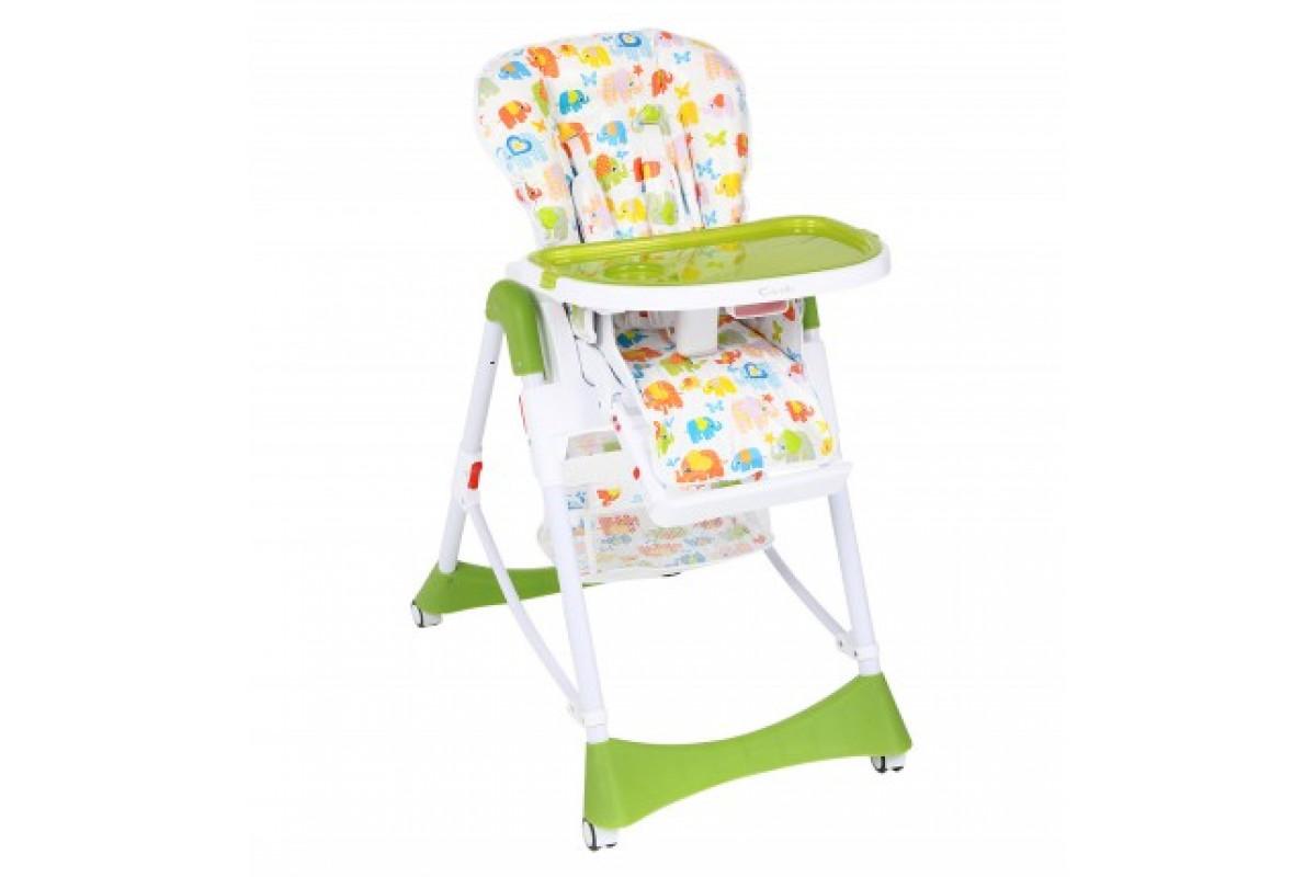 Capella S-200 - стульчик для кормления (зеленый)