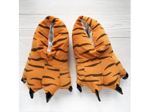 Тапки-лапки BearWear 33-34 тигр
