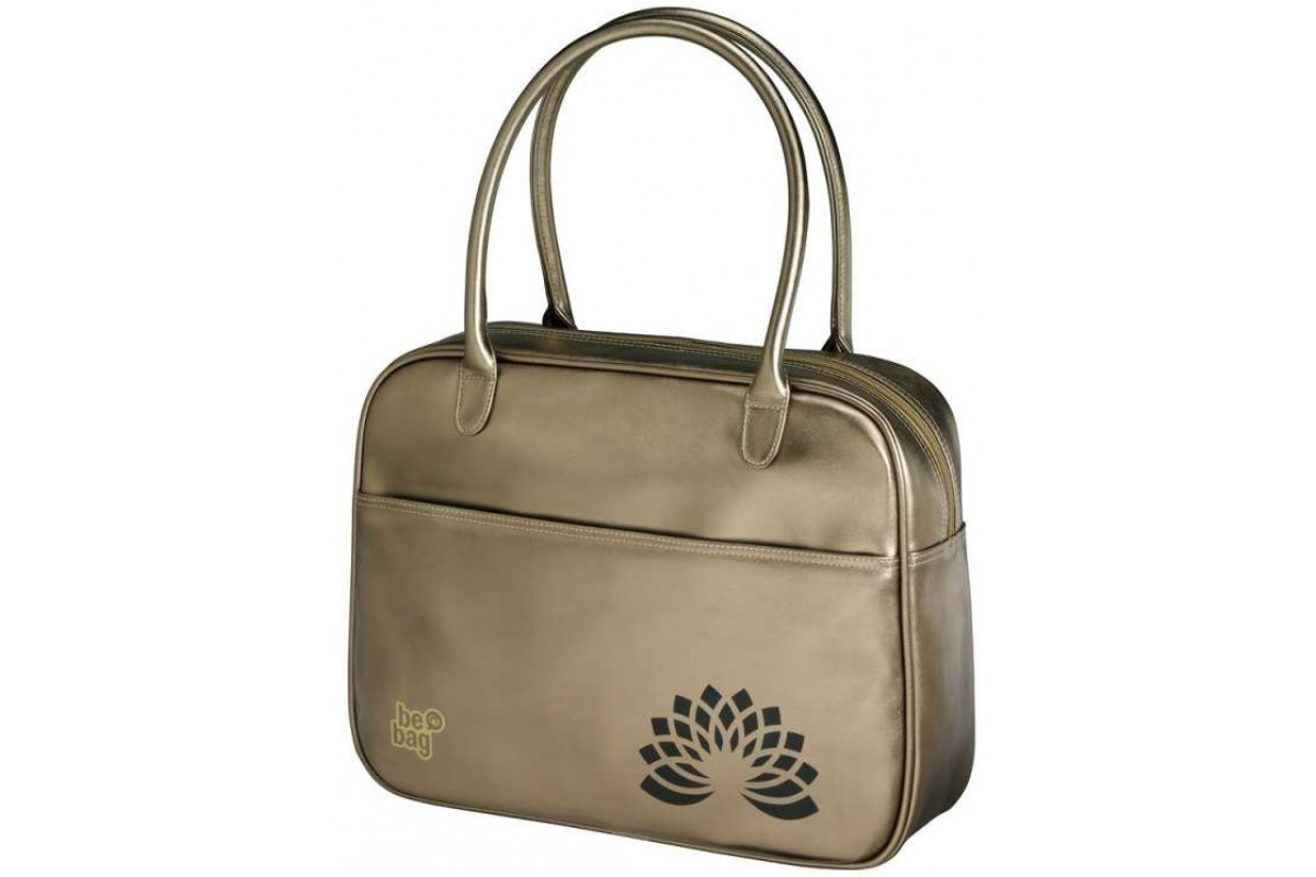 Herlitz Сумка be.bag FASHION Metallic золот