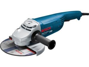Углошлифовальная машина Bosch GWS 24-230 H (0.601.884.103)  2400Вт 6500об/мин 230мм