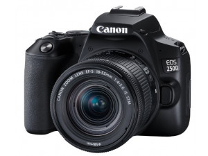 Canon EOS 250D Kit 18-55 IS STM черный