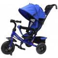 Sweet Baby Mega Lexus Trike - трехколесный велосипед Blue (8/10, EVA)