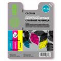 Картридж Cactus CS-CB338 №141 XL (трехцветный) для  HP DeskJet D4263/D4363/D5360; OfficeJet J5783/
