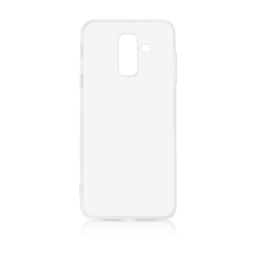 Чехол для смартфона Samsung Galaxy A6 (2018) прозрачный, TFN