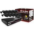 Комплект видеонаблюдения KGuard NS801-8CW214H (8камер)