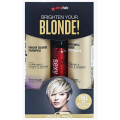 Sexy Hair 39brisha10 шампунь + 39con10 кондиционер + об28 спрей Blond Sexy
