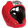 Шлем боксёрский Green Hill ALFA HGA-4014 Красный L
