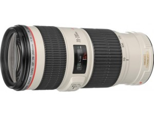 Canon EF 70-200mm f/4L IS USM X6836