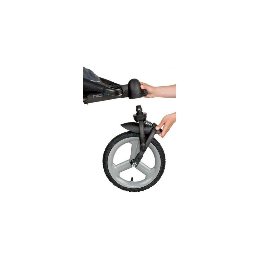 Bebe Confort High Trek - прогулочная коляска Concreteсерый