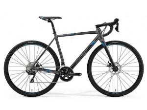 Велосипед Merida Mission СХ400 MattSilver (Blue) 2019 XS(47см)(82462)