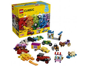 Lego 10715 Classic Модели на колёсах
