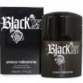 Туалетная вода Paco Rabanne Xs Black M Edt 50 ml