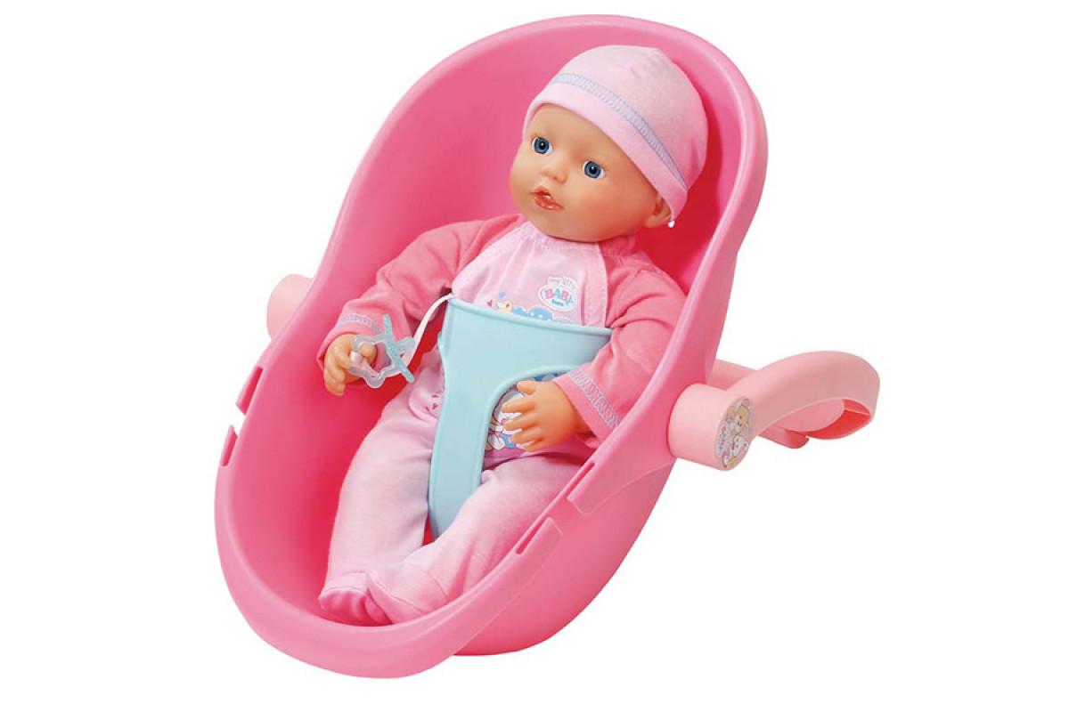 BABY born Кукла 32 см и кресло-переноска Zapf Creation 822-494