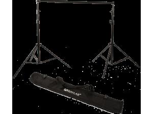 Система установки фона Raylab BS002 2,6*3м с телескопической перекладиной