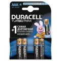 Duracell LR03-4BL TURBO NEW
