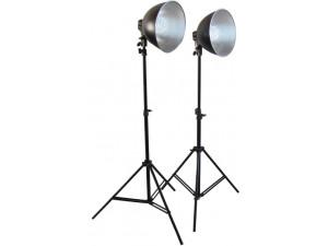 Комплект постоянного света Fancier PS02 люминисцентный