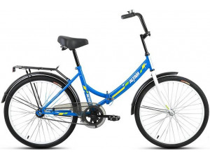 """Велосипед 24"""" Altair City 1 ск 16-17 г Синий RBKT7YF41004"""