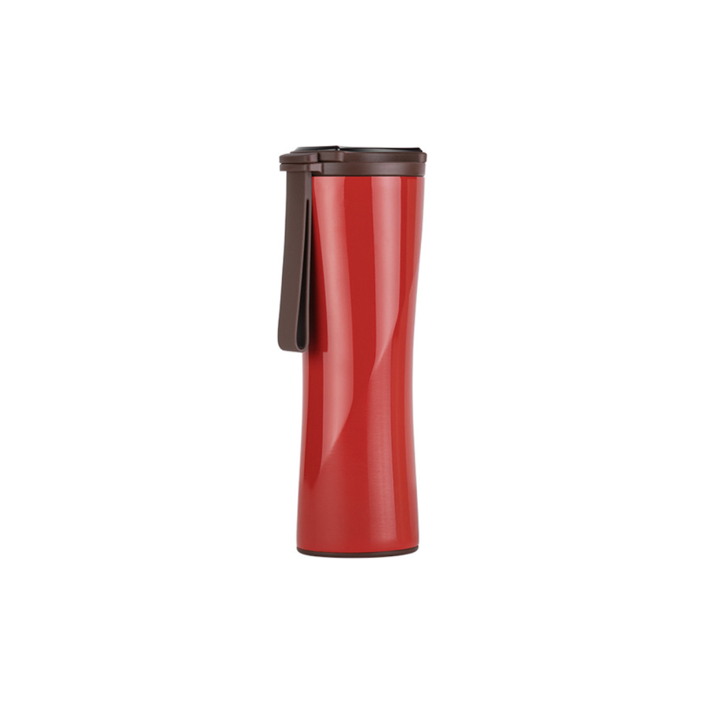 Термокружка Xiaomi Kiss Kiss Fish OLED красная