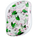 Расческа Tangle Teezer Compact Styler Skinny Dip So Slow Sloths, розовый/белый
