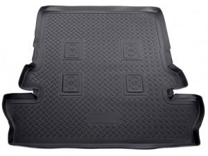 Коврик в багажник Element для TOYOTA Land Cruiser 200 11/2007-2012, 2012->, внед., 7 мест. (полиуретан)