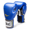 Перчатки боксёрские EVERLAST Pro Style Anti-MB Youth 2208YU-Синий 8 унций