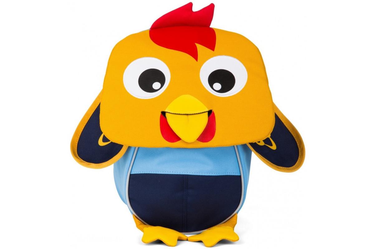 Affenzahn Richi Rooster - рюкзак детский жёлтый