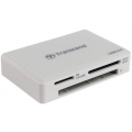 Картридер Transcend TS-RDF8W2 USB 3.1, белый
