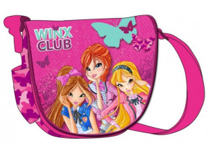 Сумка текстильная Winx Club Fashion Collection 2015 (29х24х8см)