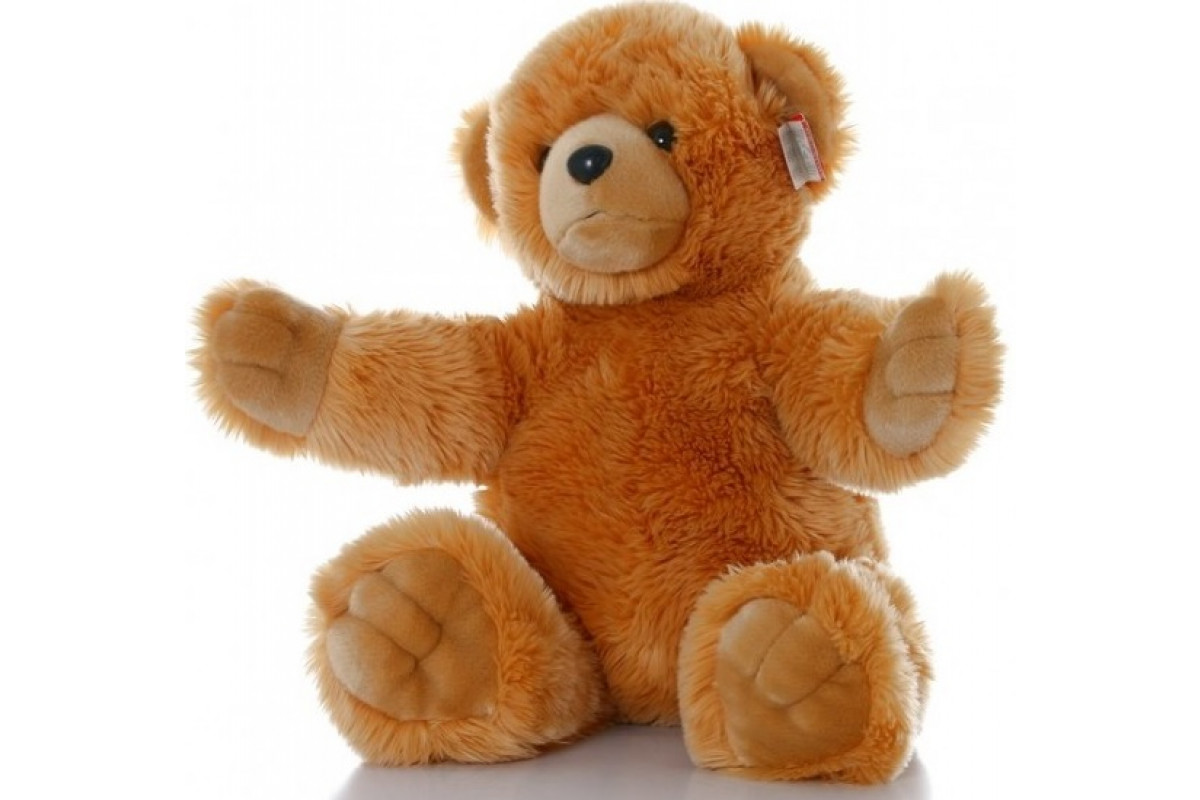 Aurora Игрушка мягкая Медведь Обними меня коричневый 72 см