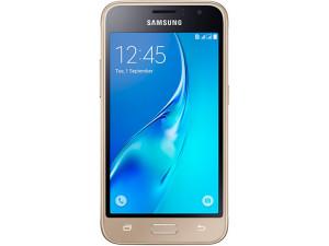 Смартфон Samsung (J120F) Galaxy J1 (2016) Duos 8Gb LTE Золотистый
