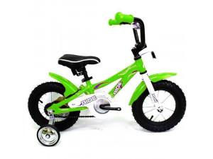 """Ride 12 - детский велосипед 12"""" светло-зеленый"""