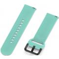 Силиконовый ремешок для часов Small One для Huami Amazfit GTS, свето-зеленый, 20 мм