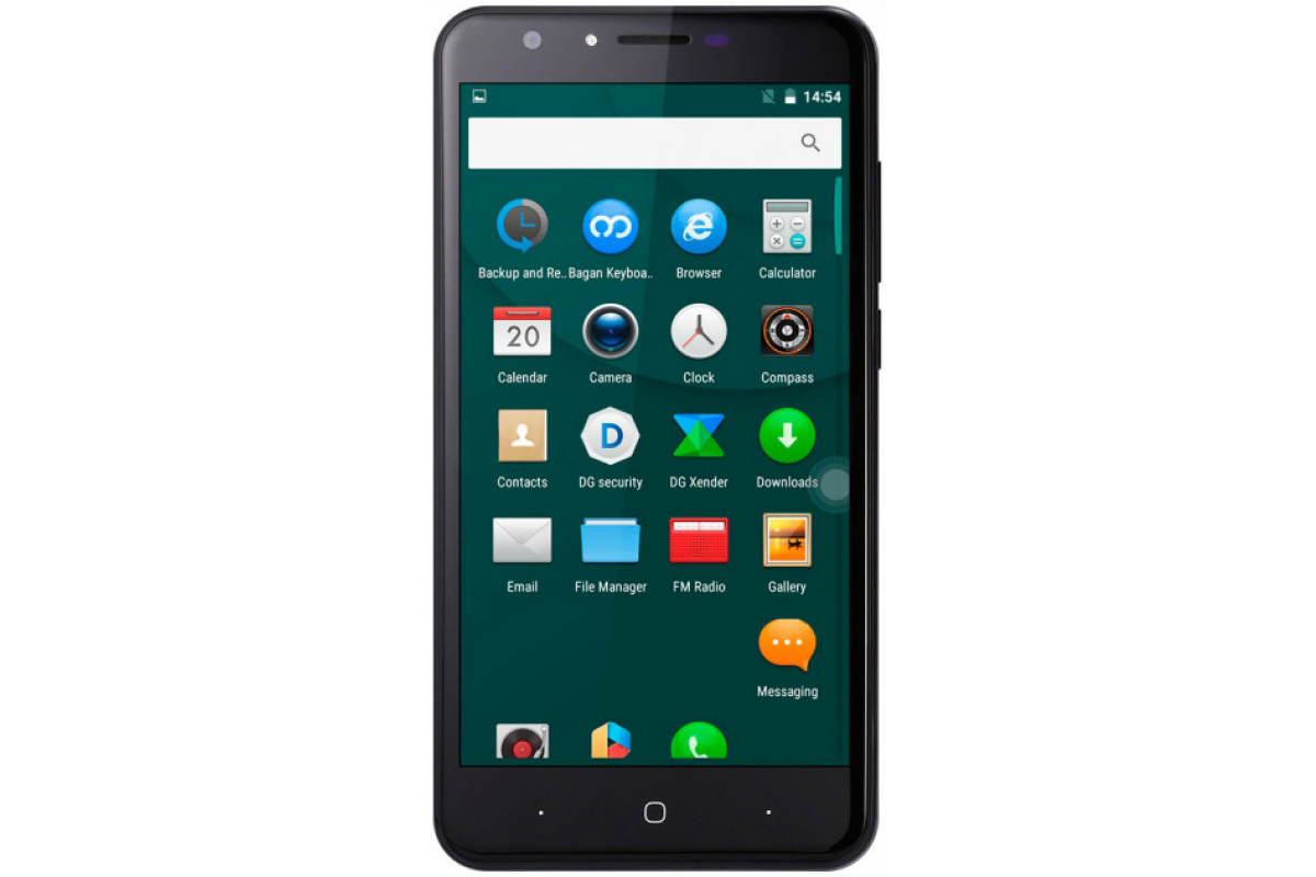 Смартфон Doogee Y6 16Gb Black