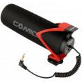 Микрофон COMICA CVM-V30 LITE Красный