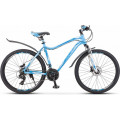 Велосипед Stels Miss-6000 D V010 Голубой (LU093825)
