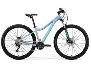 "Велосипед Merida Juliet 7.80-D SilkLightBlue/PetrolGreen 2019 M(17"")(76846)"