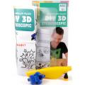 3D ручка MAGIC GLUE 1шт (космический корабль)