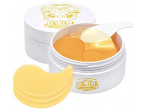 Elizavecca Hell-Pore Gold Hyaluronic Acid Eye Patch Патчи для глаз 60 шт